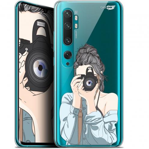 "Coque Gel Xiaomi Mi Note 10 / Pro (6.47"") Extra Fine Motif - La Photographe"