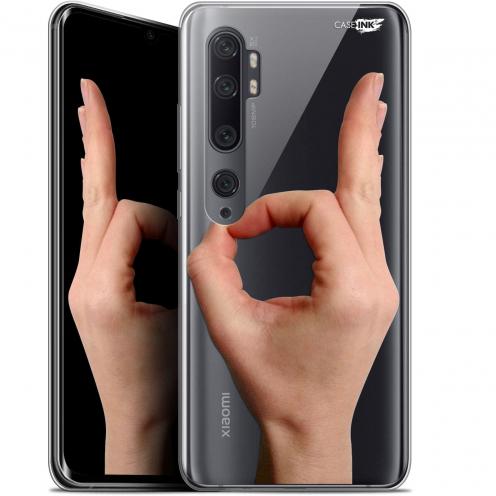 "Coque Gel Xiaomi Mi Note 10 / Pro (6.47"") Extra Fine Motif - Le Jeu du Rond"