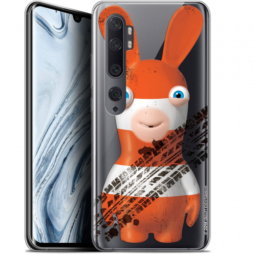 "Coque Gel Xiaomi Mi Note 10 / Pro (6.47"") Extra Fine Lapins Crétins™ - On the Road"