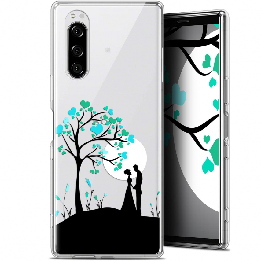 "Coque Gel Sony Xperia 5 (6.1"") Extra Fine Love - Sous l'arbre"