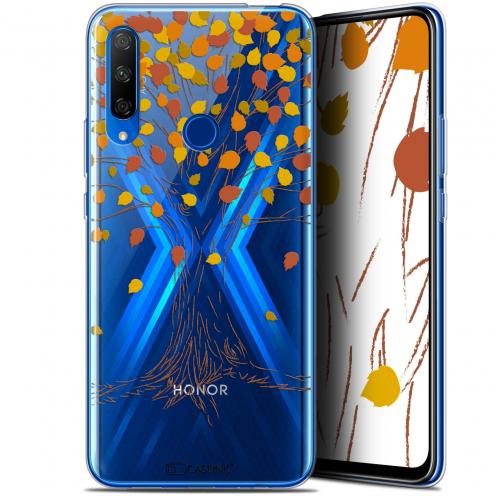 "Coque Gel Huawei Honor 9X (6.59"") Extra Fine Autumn 16 - Tree"
