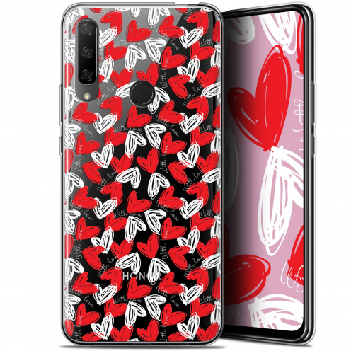 "Coque Gel Huawei Honor 9X (6.59"") Extra Fine Love - With Love"
