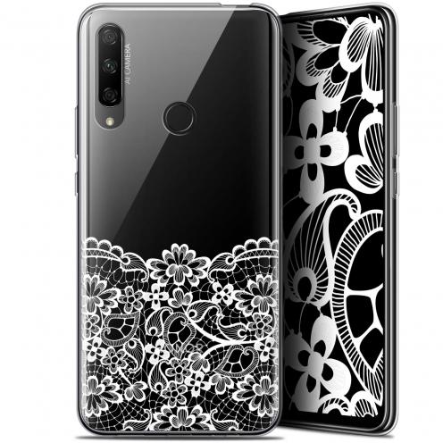 "Coque Gel Huawei Honor 9X (6.59"") Extra Fine Spring - Bas dentelle"