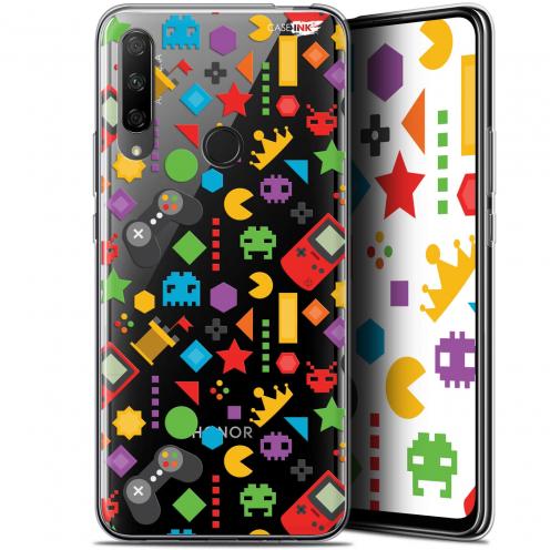 "Coque Gel Huawei Honor 9X (6.59"") Extra Fine Motif - PacMan"
