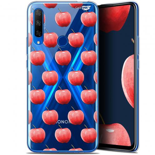 "Coque Gel Huawei Honor 9X (6.59"") Extra Fine Motif - Cerises"