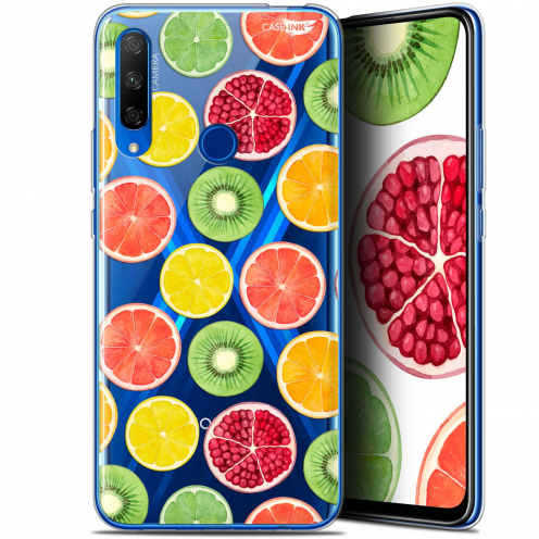 "Coque Gel Huawei Honor 9X (6.59"") Extra Fine Motif - Fruity Fresh"
