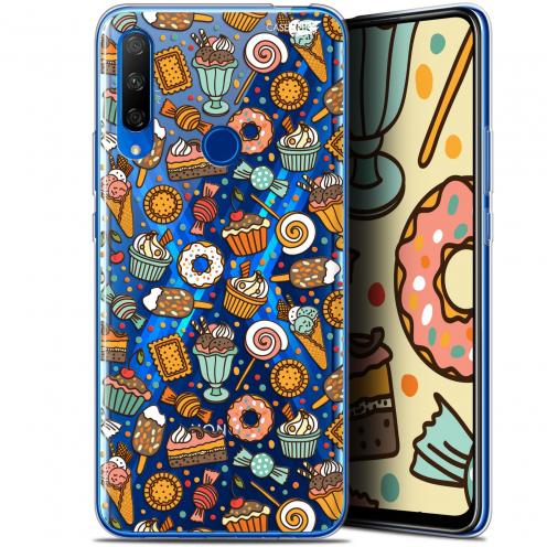 "Coque Gel Huawei Honor 9X (6.59"") Extra Fine Motif - Bonbons"