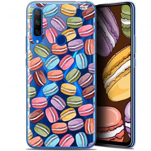 """Coque Gel Huawei Honor 9X (6.59"""") Extra Fine Motif - Macarons"""