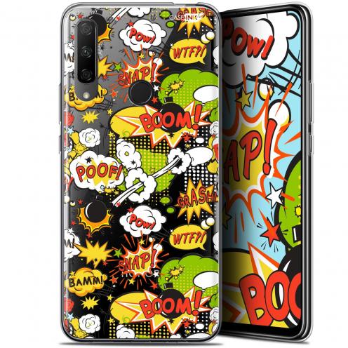 "Coque Gel Huawei Honor 9X (6.59"") Extra Fine Motif - Bim Bam Boom"
