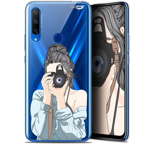 "Coque Gel Huawei Honor 9X (6.59"") Extra Fine Motif - La Photographe"