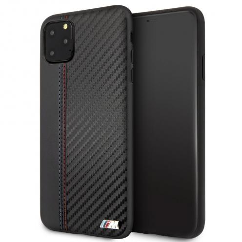 Coque BMW® BMHCN65MCARBK iPhone 11 Pro Max Noir