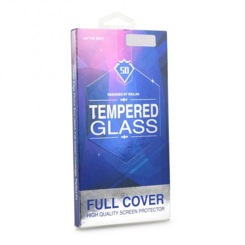 Verre trempé Intégral Full Glue 5D pour Samsung Galaxy S8 (Case Friendly) Noir
