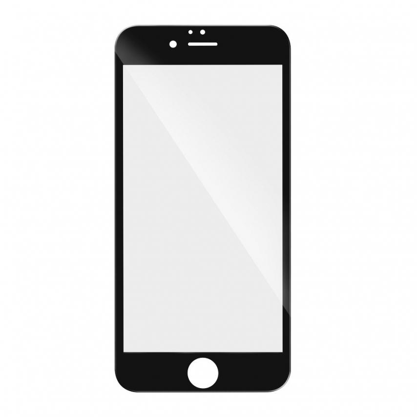 Verre trempé Intégral Full Glue 5D pour Samsung Galaxy A8 2018 Noir