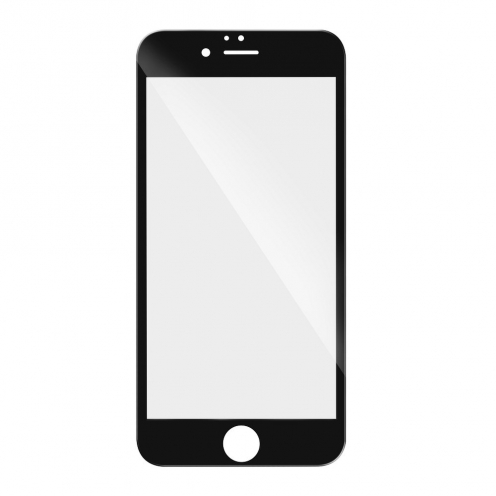 Verre trempé Intégral Full Glue 5D pour Samsung Galaxy S10 (hole) Noir