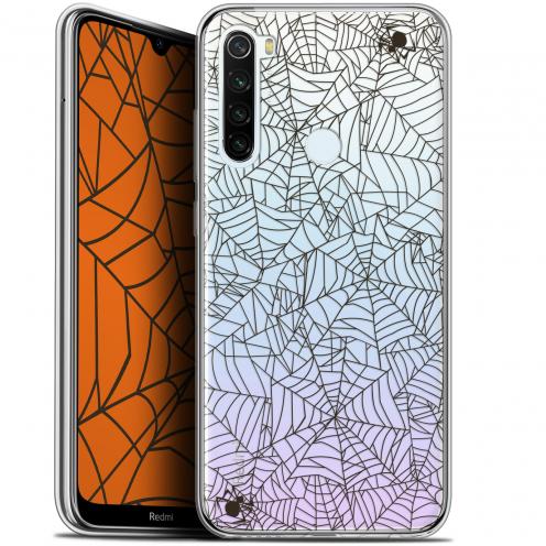 "Coque Gel Xiaomi Redmi Note 8T (6.3"") Extra Fine Halloween - Spooky Spider"