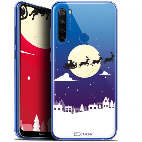 """Coque Gel Xiaomi Redmi Note 8T (6.3"""") Extra Fine Noël 2017 - Flying Stanta"""