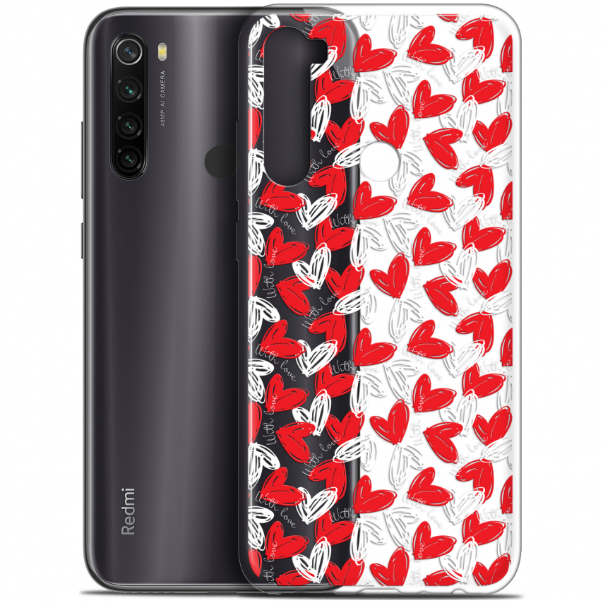 "Coque Gel Xiaomi Redmi Note 8T (6.3"") Extra Fine Love - With Love"