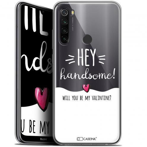 """Coque Gel Xiaomi Redmi Note 8T (6.3"""") Extra Fine Love - Hey Handsome !"""