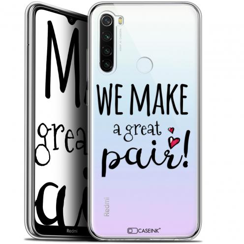 "Coque Gel Xiaomi Redmi Note 8T (6.3"") Extra Fine Love - We Make Great Pair"