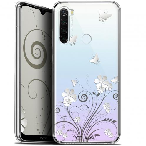 "Coque Gel Xiaomi Redmi Note 8T (6.3"") Extra Fine Summer - Papillons"