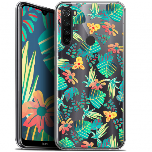"Coque Gel Xiaomi Redmi Note 8T (6.3"") Extra Fine Spring - Tropical"