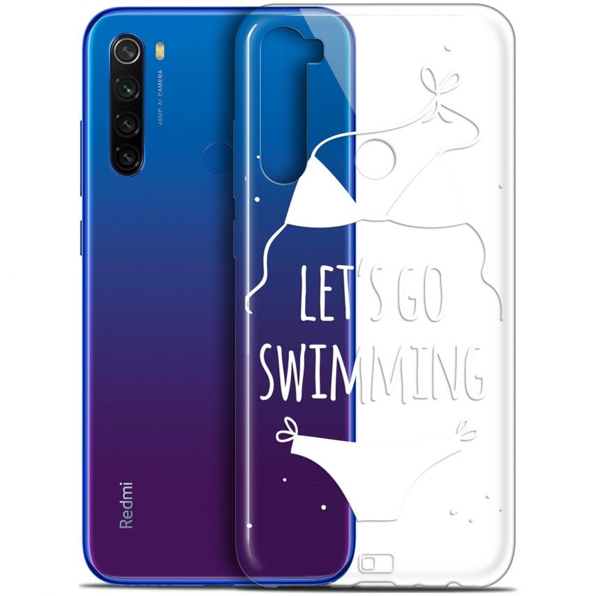 "Coque Gel Xiaomi Redmi Note 8T (6.3"") Extra Fine Summer - Let's Go Swim"
