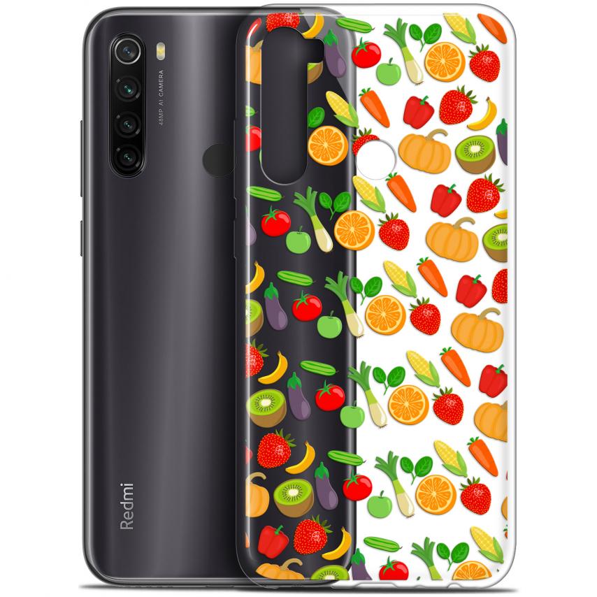 "Coque Gel Xiaomi Redmi Note 8T (6.3"") Extra Fine Foodie - Healthy"