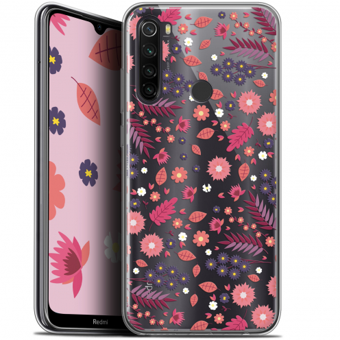 "Coque Gel Xiaomi Redmi Note 8T (6.3"") Extra Fine Spring - Printemps"
