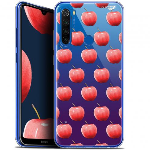 "Coque Gel Xiaomi Redmi Note 8T (6.3"") Extra Fine Motif - Cerises"