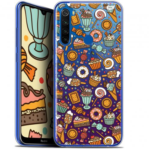 """Coque Gel Xiaomi Redmi Note 8T (6.3"""") Extra Fine Motif - Bonbons"""