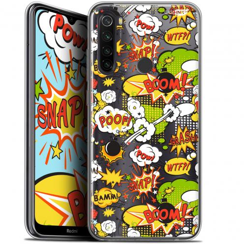 """Coque Gel Xiaomi Redmi Note 8T (6.3"""") Extra Fine Motif - Bim Bam Boom"""