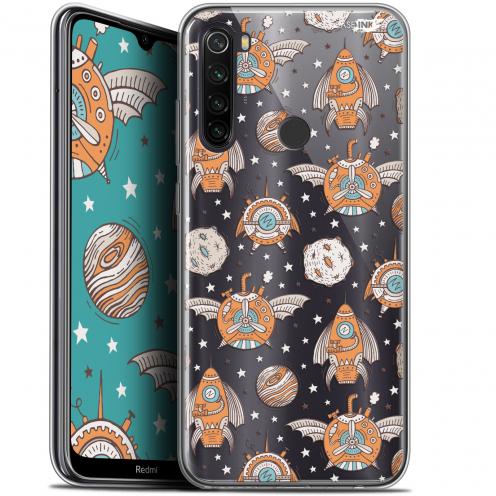 """Coque Gel Xiaomi Redmi Note 8T (6.3"""") Extra Fine Motif - Punk Space"""