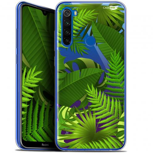 """Coque Gel Xiaomi Redmi Note 8T (6.3"""") Extra Fine Motif - Plantes des Tropiques"""