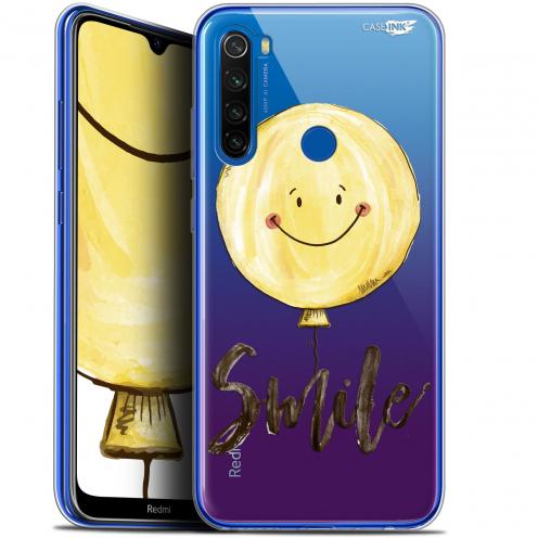 "Coque Gel Xiaomi Redmi Note 8T (6.3"") Extra Fine Motif - Smile Baloon"