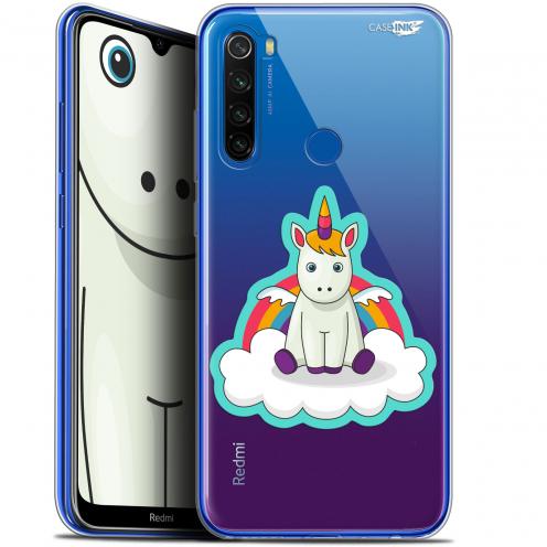 "Coque Gel Xiaomi Redmi Note 8T (6.3"") Extra Fine Motif - Bébé Licorne"