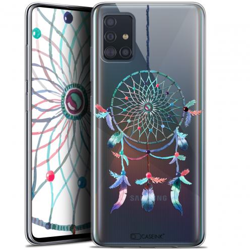 """Coque Gel Samsung Galaxy A51 (A515) (6.5"""") Extra Fine Dreamy - Attrape Rêves Rainbow"""