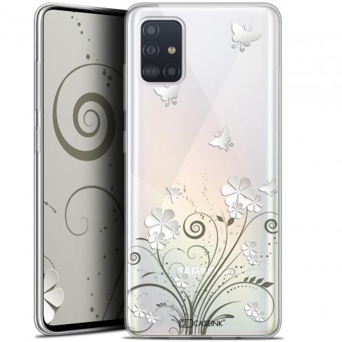 """Coque Gel Samsung Galaxy A51 (A515) (6.5"""") Extra Fine Summer - Papillons"""