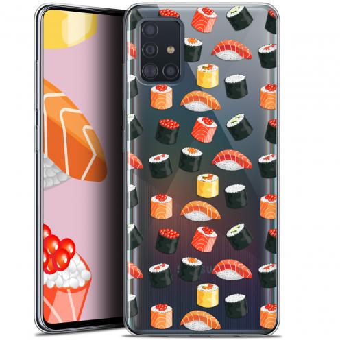 """Coque Gel Samsung Galaxy A51 (A515) (6.5"""") Extra Fine Foodie - Sushi"""