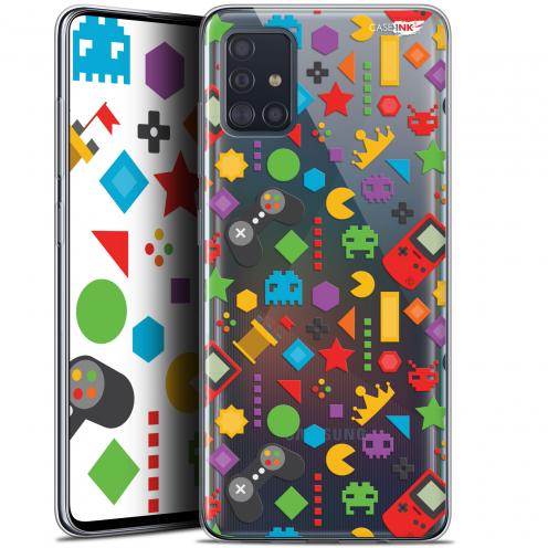 "Coque Gel Samsung Galaxy A51 (A515) (6.5"") Extra Fine Motif - PacMan"