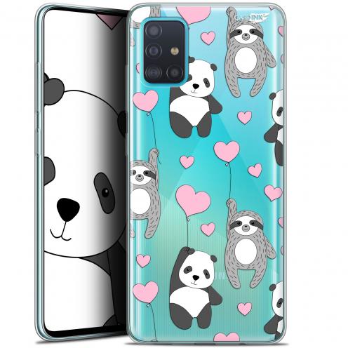 "Coque Gel Samsung Galaxy A51 (A515) (6.5"") Extra Fine Motif - Panda'mour"