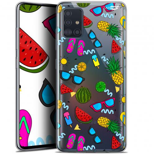 "Coque Gel Samsung Galaxy A51 (A515) (6.5"") Extra Fine Motif - Summers"