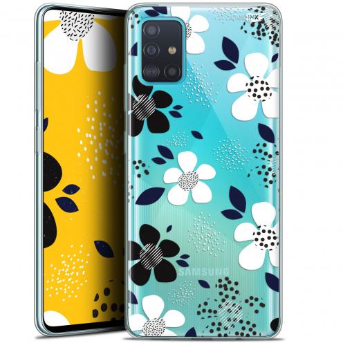 "Coque Gel Samsung Galaxy A51 (A515) (6.5"") Extra Fine Motif - Marimeko Style"