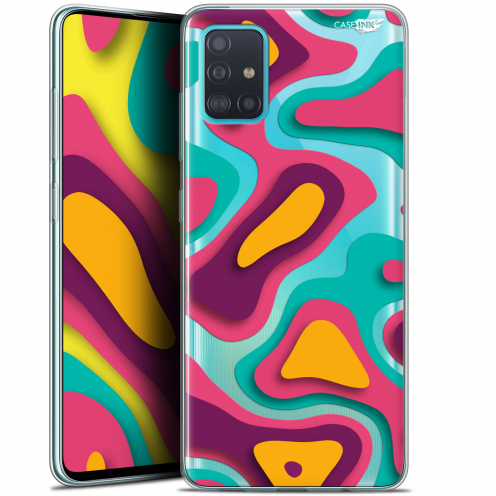 """Coque Gel Samsung Galaxy A51 (A515) (6.5"""") Extra Fine Motif - Popings"""