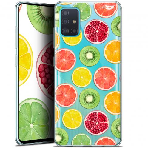 """Coque Gel Samsung Galaxy A51 (A515) (6.5"""") Extra Fine Motif - Fruity Fresh"""