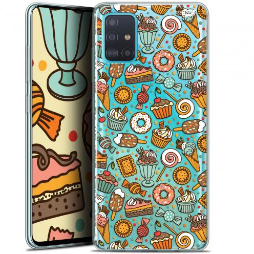 "Coque Gel Samsung Galaxy A51 (A515) (6.5"") Extra Fine Motif - Bonbons"
