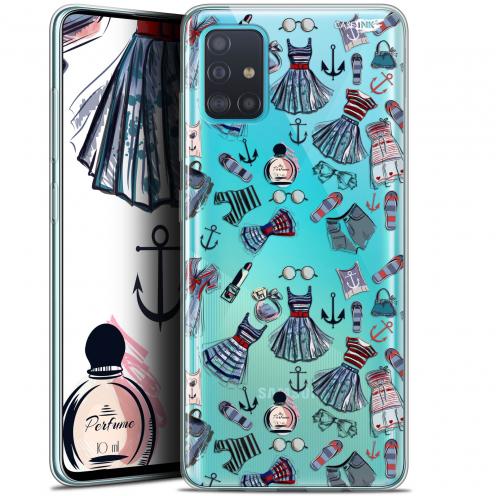 """Coque Gel Samsung Galaxy A51 (A515) (6.5"""") Extra Fine Motif - Fashionista"""