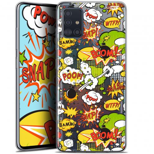 "Coque Gel Samsung Galaxy A51 (A515) (6.5"") Extra Fine Motif - Bim Bam Boom"