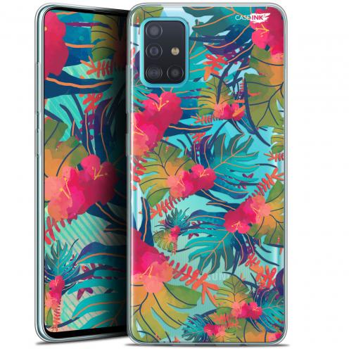 "Coque Gel Samsung Galaxy A51 (A515) (6.5"") Extra Fine Motif - Couleurs des Tropiques"