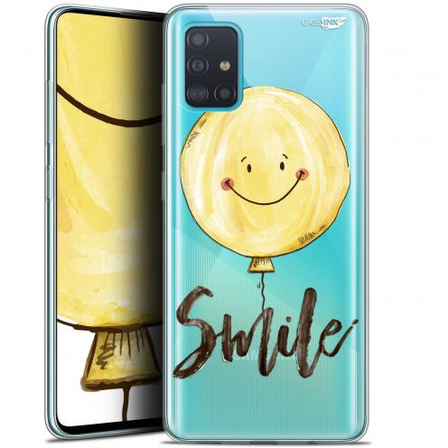 "Coque Gel Samsung Galaxy A51 (A515) (6.5"") Extra Fine Motif - Smile Baloon"