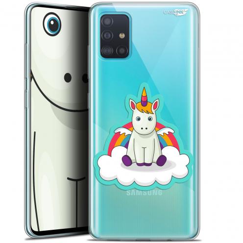 """Coque Gel Samsung Galaxy A51 (A515) (6.5"""") Extra Fine Motif - Bébé Licorne"""